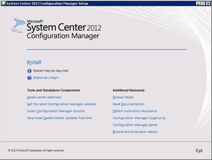 sccm 2012 step by step installation guide pdf