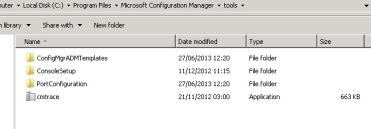 CMTrace log viewer for SCCM 2012 – SCCMentor – Paul Winstanley