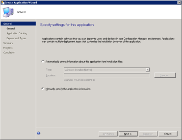 Deploying  exe files via SCCM 2012 – SCCMentor – Paul Winstanley