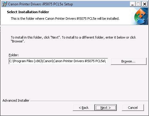 Creating Printer Driver installs for SCCM deployment