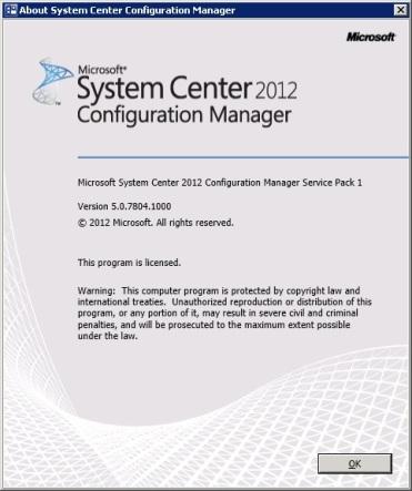 SCCM 2012 Client Versions – SCCMentor – Paul Winstanley