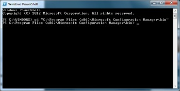 SCCM 2012 Inventory Documentation Script – SCCMentor – Paul