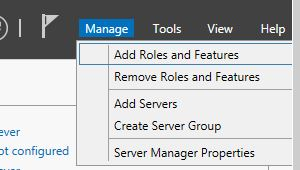 Installing a Remote SUP in SCCM 2012 R2 on Windows Server 2012 R2