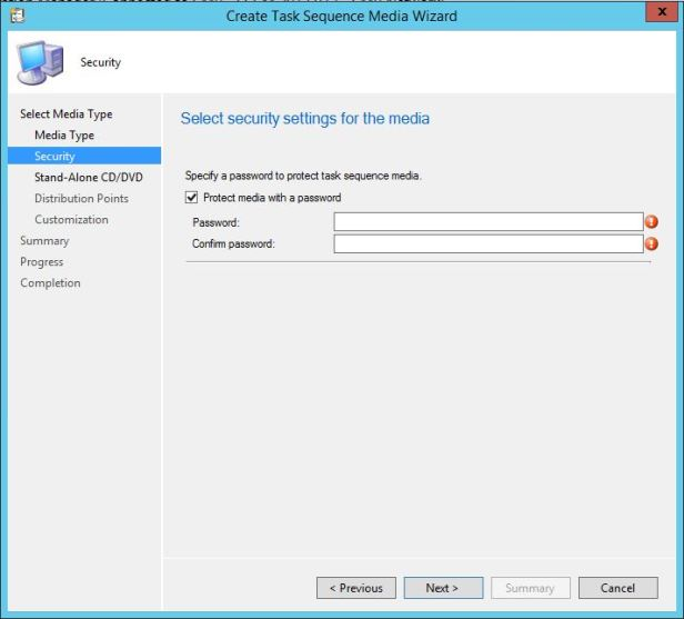 SCCM Standalone Boot Media Creation – SCCMentor – Paul Winstanley