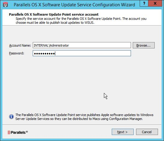 Parallels Mac Management for SCCM – Part 3 – NetBoot Server