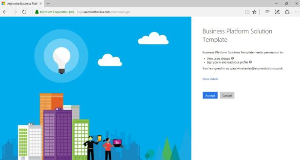 2017-03-20 16_42_00-Authorise Business Platform Solution Template ‎- Microsoft Edge.jpg