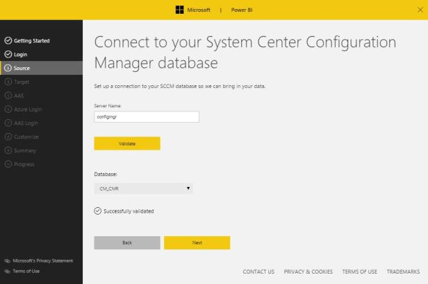 Getting started with the Power BI SCCM Template – SCCMentor – Paul