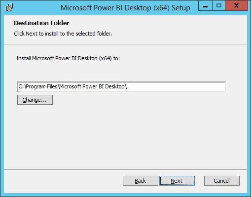Getting started with the Power BI SCCM Template – SCCMentor