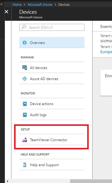 Managing Windows 10 devices remotely using TeamViewer in
