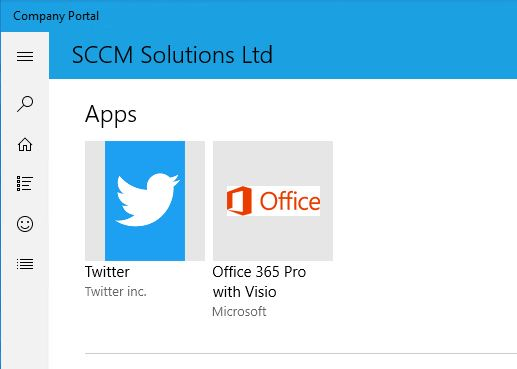 Deploy Microsoft store apps via Intune – SCCMentor – Paul