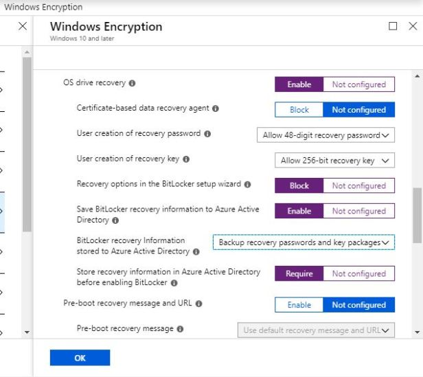 Keep it Simple with Intune – #3 Disk Encryption – SCCMentor – Paul