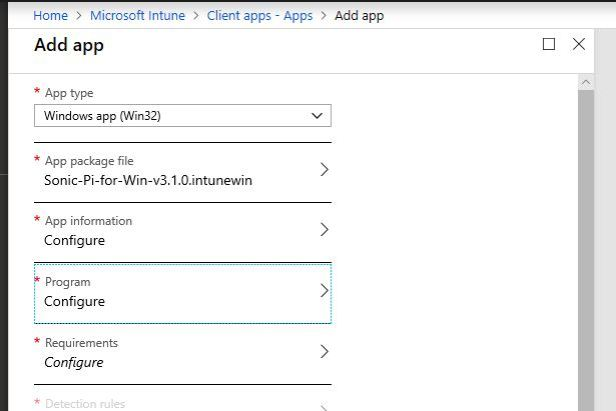 Keep it Simple with Intune – #4 Deploying a Win32 app – SCCMentor